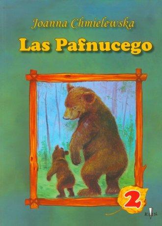 Las Pafnucego cz. 2 - okładka książki