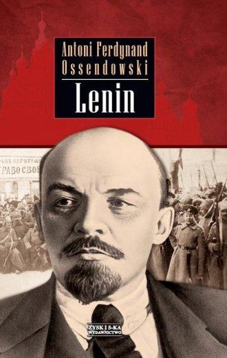 Lenin - okładka książki