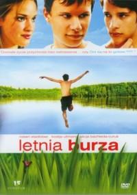 Letnia burza (DVD) - okładka filmu