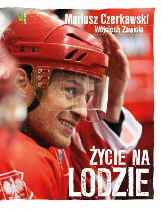Mariusz Czerkawski. Życie na lodzie - okładka książki