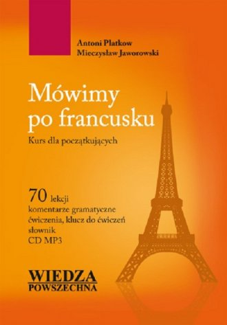Mówimy po francusku - okładka podręcznika
