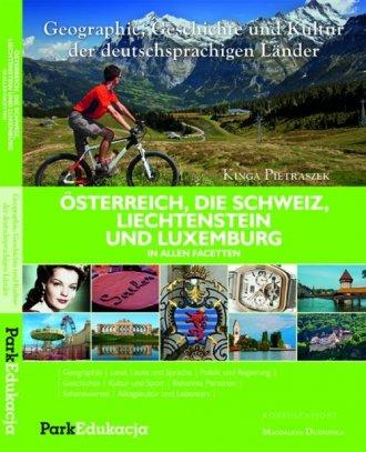 Ősterreich, die Schweiz, Liechtenstein - okładka podręcznika