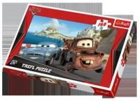Puzzle 160 Złomek i Finn - zdjęcie zabawki, gry