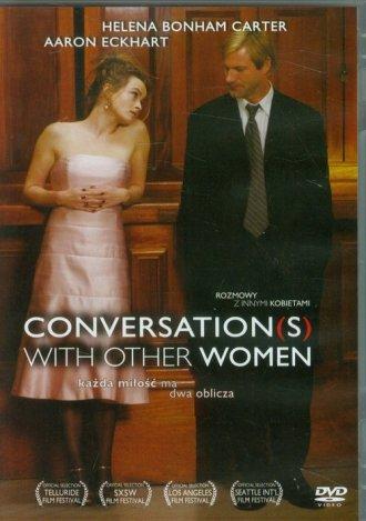 Rozmowy z innymi kobietami (DVD) - okładka filmu