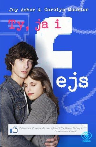 Ty, Ja i fejs - okładka książki