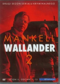 Wallander. Sezon II (DVD) - okładka filmu