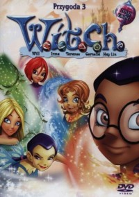 Witch. Przygoda 3 (DVD) - okładka filmu