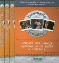 Zakochanie i co dalej.... Seria filmów profilaktycznych na DVD - okładka filmu