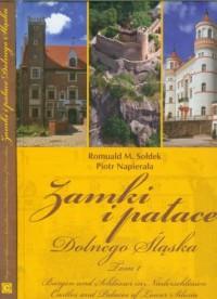 Zamki i pałace Dolnego Śląska. Tom 1-2 - okładka książki