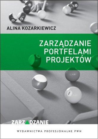 Zarządzanie portfelami projektów - okładka książki