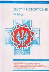 Zeszyty Historyczne Win-u nr 34 (czerwiec 2011) - okładka książki