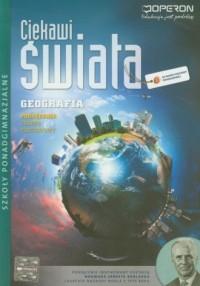 Ciekawi świata. Geografia. Szkoła - okładka podręcznika