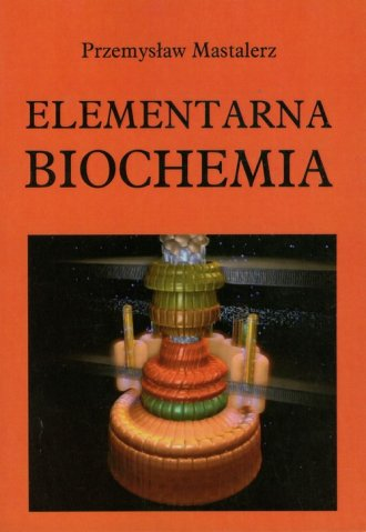 Elementarna biochemia - okładka książki