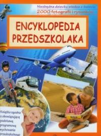 Encyklopedia przedszkolaka - okładka książki