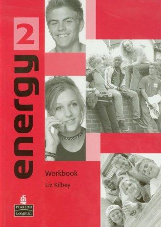 Energy 2. Workbook - okładka podręcznika