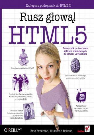 HTML5. Rusz głową! - okładka książki