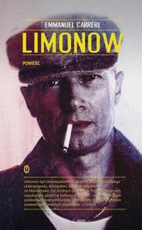 Limonow - okładka książki
