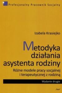 Metodyka działania asystenta rodziny. - okładka książki