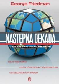 Następna dekada - okładka książki