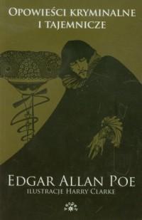 Opowieści kryminalne i tajemnicze - okładka książki