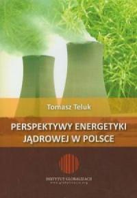 Perspektywy energetyki jądrowej - okładka książki