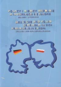 Polacy i Niemcy wspólnie w integrującej - okładka książki