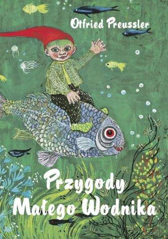 Przygody Małego Wodnika - okładka książki