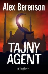 Tajny agent - okładka książki