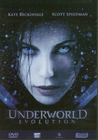 Underworld 2. Evolution (DVD) - okładka filmu