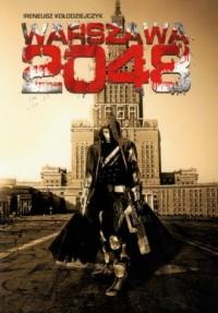 Warszawa 2048 - okładka książki