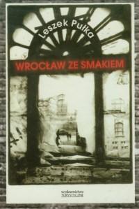 Wrocław ze smakiem - okładka książki