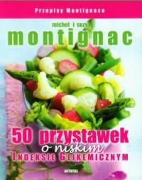 50 przystawek o niskim indeksie glikemicznym - okładka książki