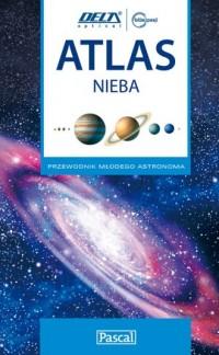 Atlas nieba. Przewodnik młodego - okładka książki