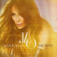 Dance Again. The hits - okładka płyty