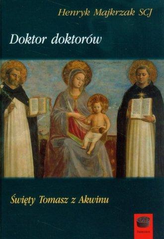 Doktor doktorów. Święty Tomasz - okładka książki