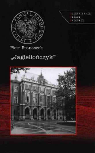 Jagiellończyk. Działania Służby - okładka książki
