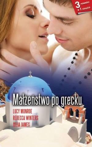 Małżeństwo po grecku - okładka książki