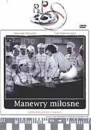 Manewry miłosne (DVD) - okładka filmu