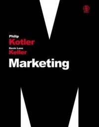 Marketing - okładka książki