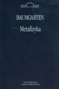 Metafizyka - okładka książki