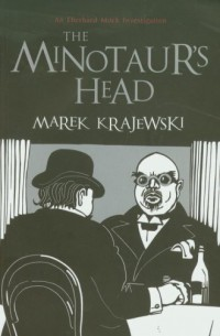 Minotaurs Head - okładka książki