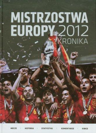 Mistrzostwa Europy 2012. Kronika - okładka książki