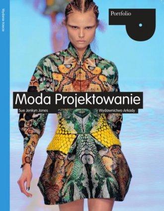 Moda projektowanie - okładka książki