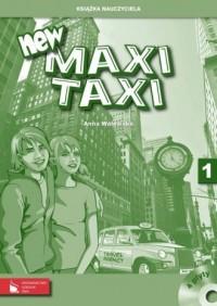 New Maxi Taxi 1. Teachers Resource Pack. Książka nauczyciela, Karty obrazkowe, plakat - okładka podręcznika