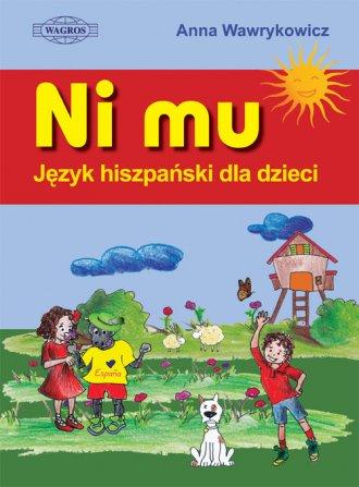 NI mu. Język hiszpański dla dzieci. - okładka podręcznika