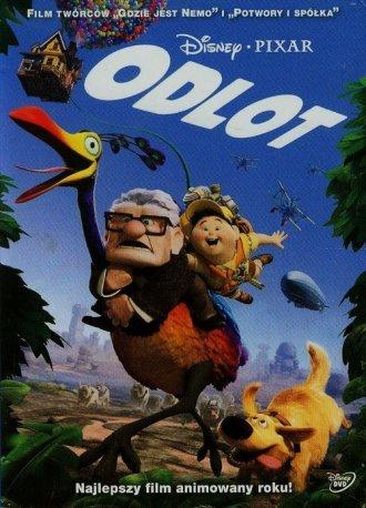 Odlot (DVD) - okładka filmu