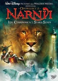 Opowieści z Narnii: Lew czarownica i stara szafa (DVD) - okładka filmu