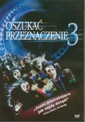 Oszukać przeznaczenie 3 (DVD) - okładka filmu