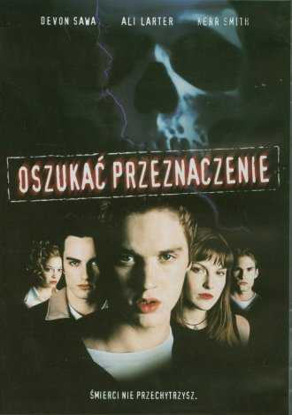 Oszukać przeznaczenie (DVD) - okładka filmu