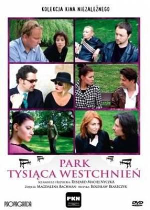 Park tysiąca (DVD) - okładka filmu
